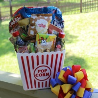 Classic Snack Attack Basket