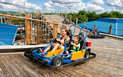 Track Family Go Karts