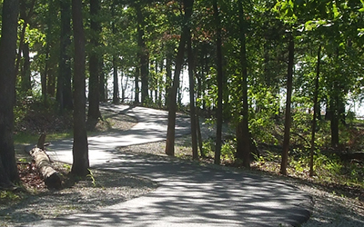 Hiking, Biking, Walking Trails