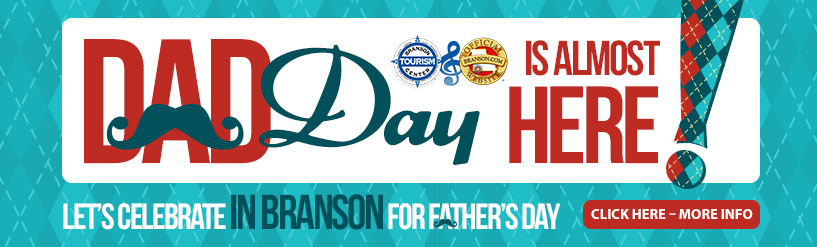 Father's Day in Branson