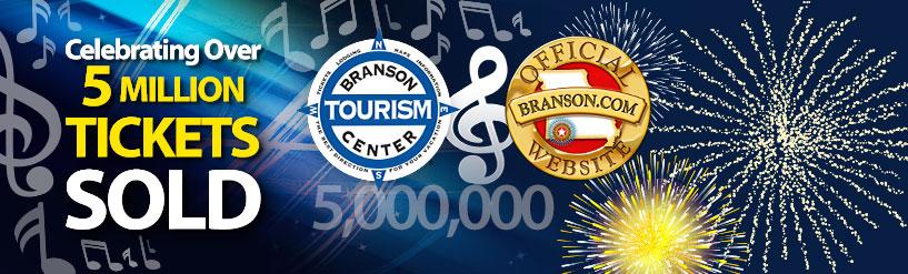About Branson Tourism Center