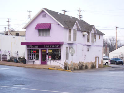 Plum Bazaar (Formerly Sullenger's Saloon)
