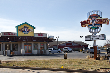 Burger Shack the Branson Trifecta for burgers, fries and shakes? | The ...