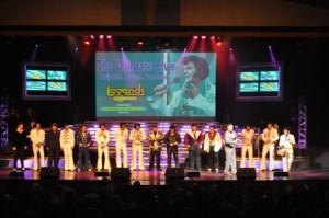 2013 Ultimate Elvis Tribute Artist Contest Finale.