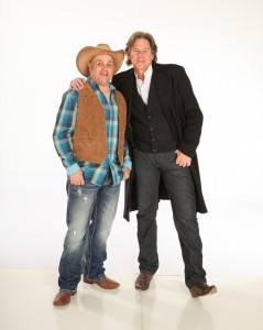 Jarrett Dougherty and Billy, a wonderful combination of the best in country music and comedy