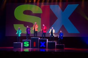 Branson stars such as SIX and ...