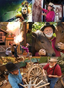 Silver Dollar City's National Harvest & Cowboy Festival