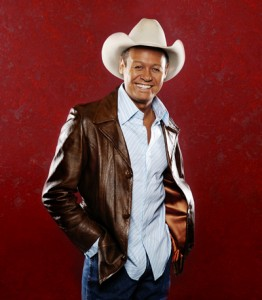 Country music legend Neal McCoy.