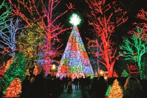 """Silver Dollar City's """"Christmas on Main Street."""""""