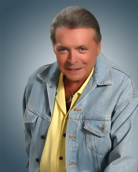 Music legend Mickey Gilley.
