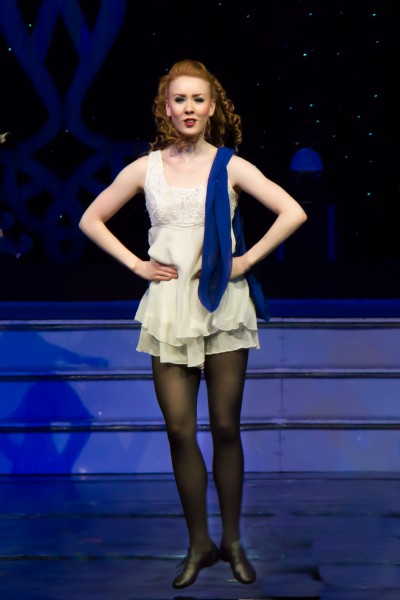 Lead Female Irish Dancer  Courtney Collins
