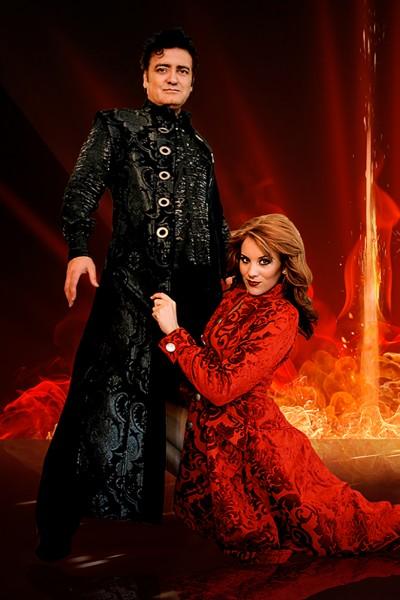 Rick Thomas and assistant Tara Edgerton are a magical combination extraordinaire.