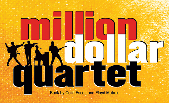 "The ""Million Dollar Quartet"" is Branson's newest show and ""hottest"" ticket"