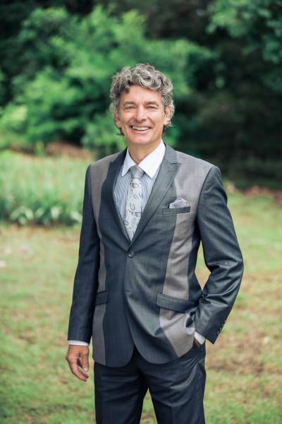 Mark McCauley, one of Branson's premier bass singers.