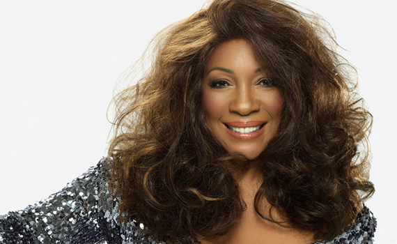 "Mary Wilson, founding member of ""The Supremes."""