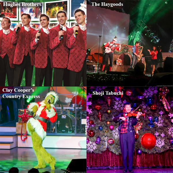 """From the """"Grinch"""" to the Nativity and true meaning of Christmas, Branson's Christmas shows are full of color, fun, and the """"Reason for the Season."""""""