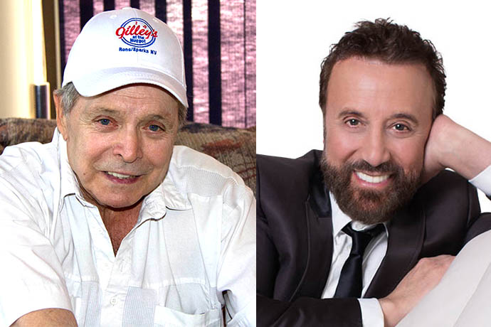 Mickey Gilley and Yakov Smirnoff