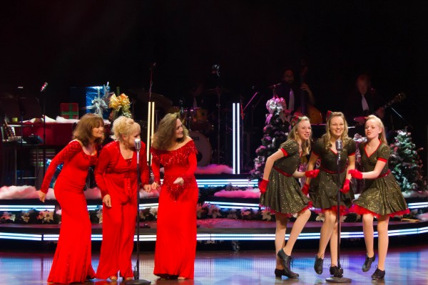 Janet's favorite moment in this years Andy Williams Christmas Show.