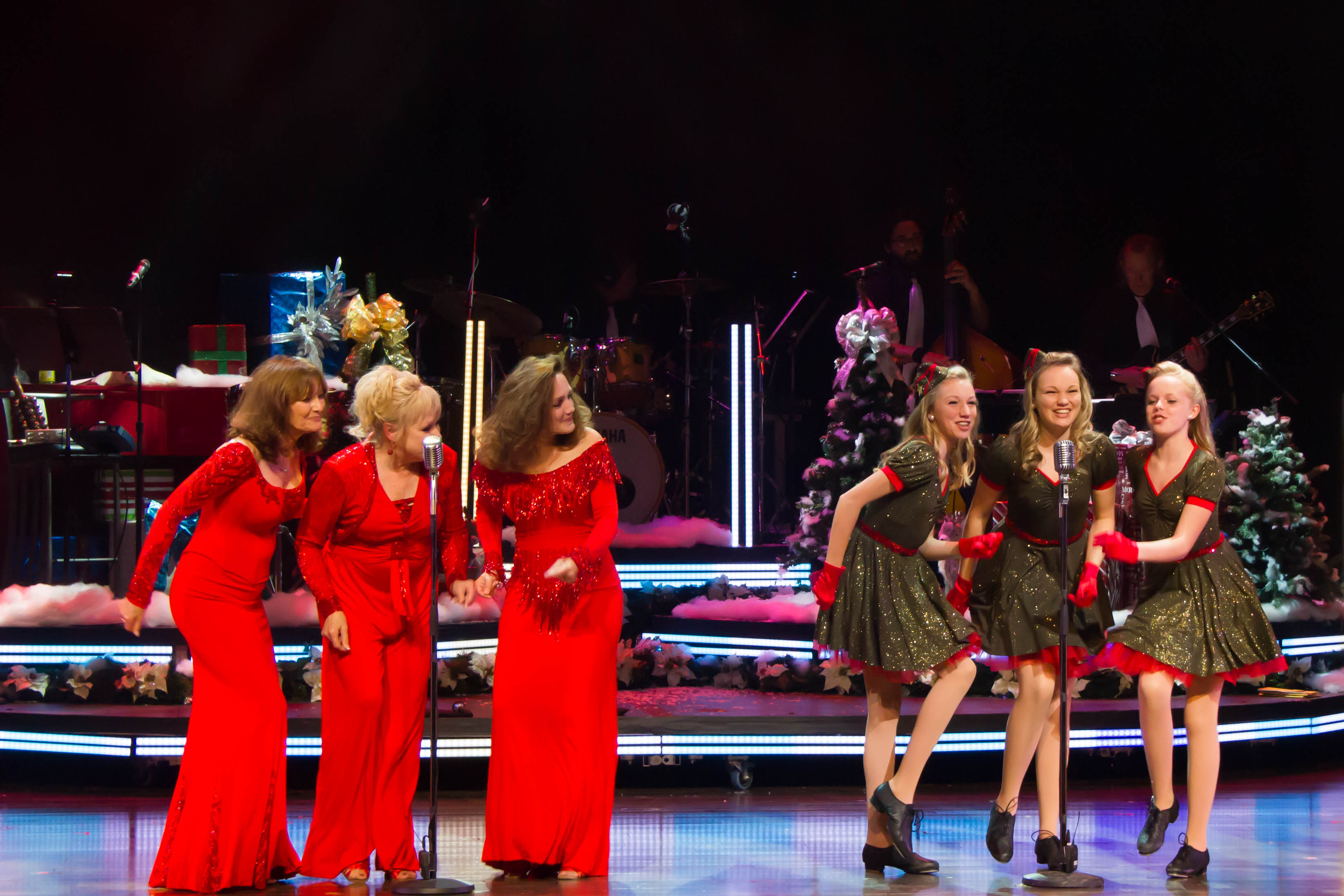 janets favorite moment in this years andy williams christmas show - Perry Como Christmas Show