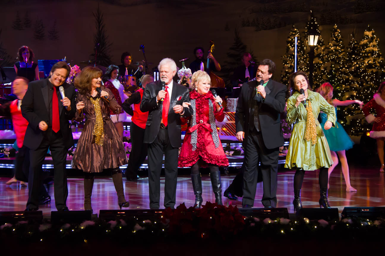 experience why its the most wonderful time of the year at the andy williams christmas show - Andy Williams Christmas Show