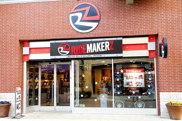 RidemakerZ is one of Branson Landing's stores that has a special appeal to kids.