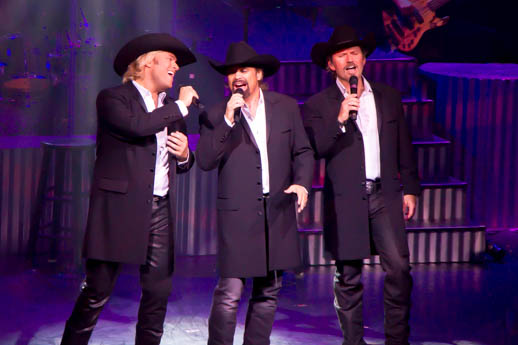 The Texas Tenors.