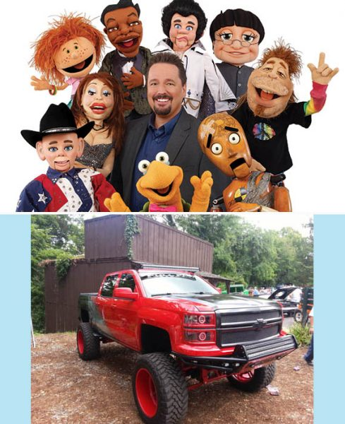 Terry Fator and Friends and Super Summer Cruise are just two of the exciting events happening in Branson during August.
