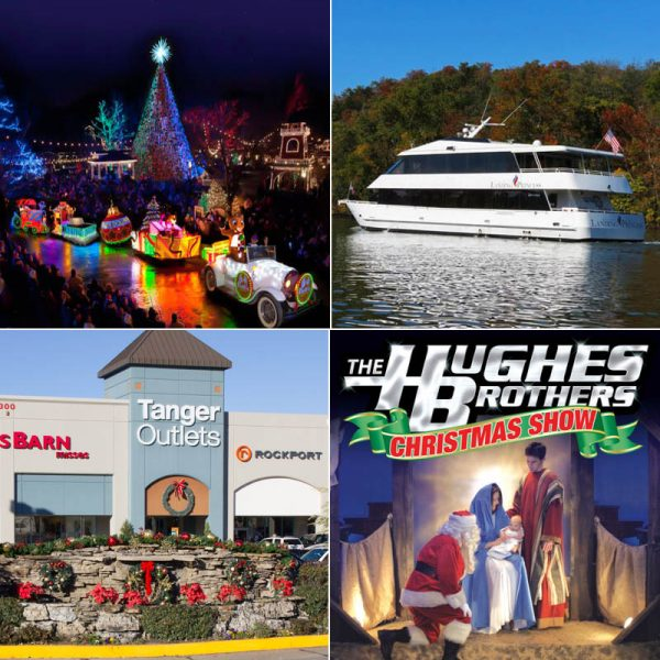 From the splendor or millions of Christmas Lights, to a Thanksgiving meal aboard a luxury yacht, shows from our families to yours, and world class shopping Thanksgiving in Branson is fun, unique, and inspiring.