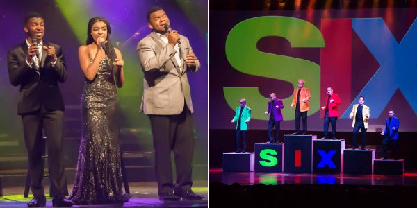 Two popular Branson shows, AYO starring the Voices of Glory and SIX will be shuffling off to new theaters for the 2017 season.