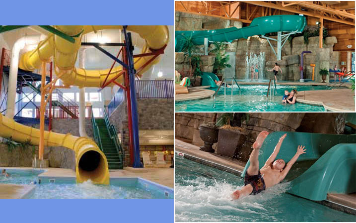 Branson S Indoor Water Parks Take The Brr Out Of Winter