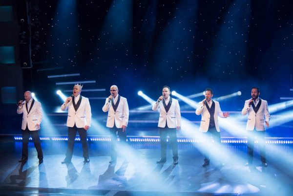 Can SIX voices and zero instruments be a top Branson music